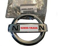 For 13-18 Sentra Front Grille Emblem 12-14 Versa 11-17 Juke  62890-1KA0A