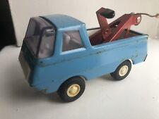 Tonka Abschlepper - Tow Truck - Tin Car - Vintage Tin Toy - Tow Truck