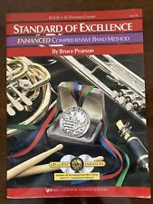 Trumpet Cornet Standard Of Excellence Cd Book