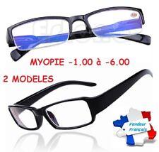 Occhiali Miopia Miope Myopathie -1.00 A -6.00 Lente Da Vista Uomo Donna Misto