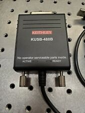 Keithley KUSB-488A USB to GPIB Interface Adapter