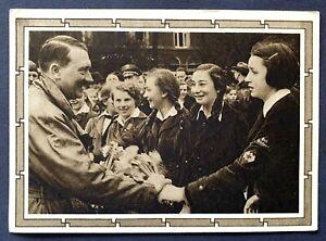 GERMANY 20.04.1939 HITLER Fuhrer 50th Anniversary / Birthday postcard !!!
