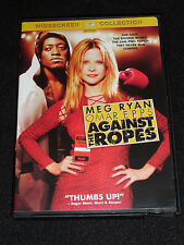 AGAINST THE ROPES DVD (LIKE NEW)