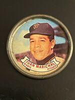 1964 Topps Coins Juan Marichal #36 San Francisco Giants