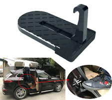 Hook Step Mini Pedal Foot Ladder Foldable Jeep SUV Truck Roof Cars Latch Door
