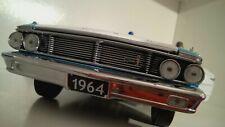 1/18 Ford Galaxie 500 XL police car 1964 Sunstar