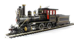 Bachmann On30 4-4-0 Steam Locomotive DCC Equipped Painted, Unlettered 28303
