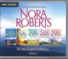 Nora Roberts MacGregors Collection Vol 1: includes 5 Unabridged MP3 Audio Books