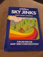 Sky Jinks by Activision for Atari 2600 CIB ▪︎▪︎▪︎▪︎FREE SHIPPING ▪︎▪︎▪︎▪︎