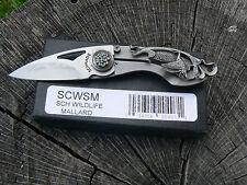 NUOVO Schrade SCWSM coltello da collezione