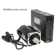 Cnc Servo Motor+Driver Kit For Cnc Machines Industrial Automation&Control Robots