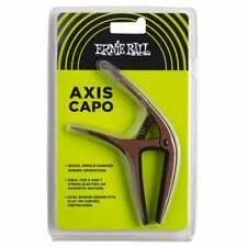 Ernie Ball Axis Guitar Capo - Bronze
