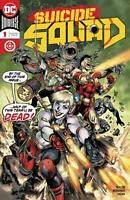 Suicide Squad #1 DC Harley Quinn