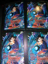 x4 Son Goku, Hope of Universe 7 TB1-052 SR Dragon Ball Super NEAR MINT