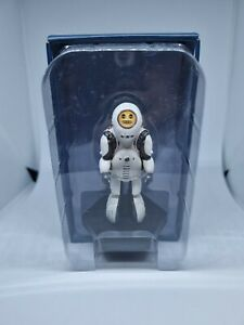 BBC DR DOCTOR WHO FIGURINE COLLECTION ISSUE 119 EMOJIBOT EAGLEMOSS FIGURE