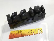2005-2007 HUMMER H2 MASTER POWER WINDOW SWITCH INCLUDES P/MIRROR SWITCH 15883429