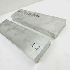 "New listing 1.75"" thick 1 3/4 Aluminum 6061 Plate 3.375"" x 10.25"" Long Qty 2 sku 176228"