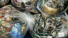 Joblot Mixed Costume Jewellery 2kg Kilo Bundle Everyone Different Craft Beading