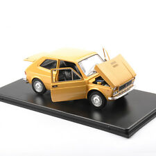 White Box Models FIAT 127(1971) Alloy Diecast Car 1/24 Trucks Vehicles Toys