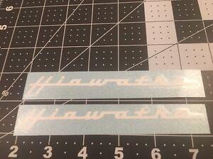 Hiawatha Script For Doodle Bug Super Scooters Set Of 2