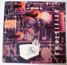 """EMULSIFIER - 12""""EP  - """"ROCK YOUR RADIO"""" - 1991 OZ & NZ RELEASE"""