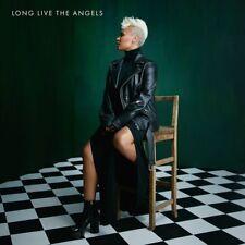 EMELI SANDE - LONG LIVE THE ANGELS (DELUXE EDITION .)   CD NEU