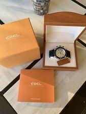 Mens Ebel 1911 Tekton Watch 1215885