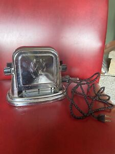Bersted Electric Toaster By McGraw Electric Company. Model No. 71 Vintage Cord