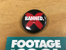 NIKE AIR JORDAN I RETRO 1 HIGH OG SHOE PALACE BANNED BAN PIN BLACK RED BRED TOE