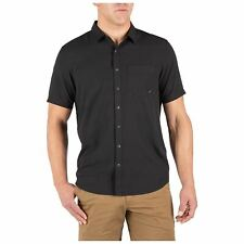 5.11 Tactical Men's So Swift Short Sleeve Shirt, Metal Ring Snaps, Style 71388