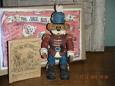 Boyds Bears Shoe Box Bear 2000 ~1E Nutcracker Princebruin~ Nutcracker