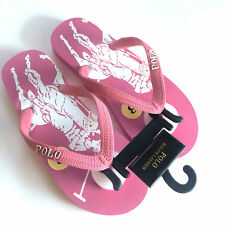 Polo Ralph Lauren Kids Kids Borolla Wedge Flip Flop