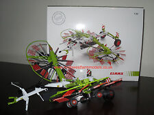 WIKING 1/32 SCALE CLAAS LINER 2900 TWIN ROTOR RAKE *LIMITED EDITION* 3000 PIECES