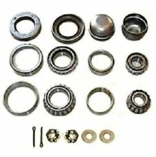 Wheel Bearing - Seal - Dust Cap Set for 1937-1948 Ply - Dodge - DeSoto - Chrys