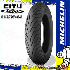 GOMMA PNEUMATICO MICHELIN CITY GRIP 110/80-14 PIAGGIO LIBERTY 125 2011 2012 2013