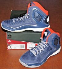 Adidas D ROSE 5 Boost C76762 (Navy/White) SIZE 7 - NEW IN BOX>FREE SHIPPING!