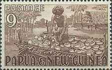 Timbre Papouasie Nouvelle Guinée 9 ** lot 388