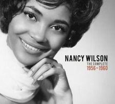 NANCY WILSON THE COMPLETE 1956-1960 REMASTERED 2 CD DIGIPAK NEW