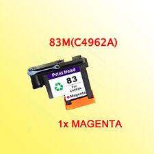 1x For hp83 C4962A Magenta Printhead For hp 83 DesignJet 5000 5500 printer head