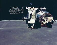 CHARLIE DUKE APOLLO 16 LMP SIGNED 8 x10 PHOTO - NASA ASTRONAUT - UACC AUTOGRAPH