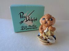 Vintage Pendelfin Butterfingers Figure, Cute! Made In England ~ Hand Painted N1