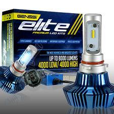 2x White P13W LED Bulbs 8000LM For Chevy Camaro Fog Lamp Driving Light