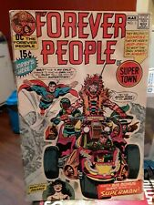 The Forever People #1 (Feb-Mar 1971, Dc)