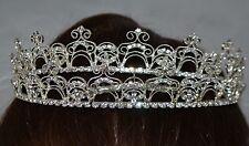 Bridal Veil, Double Layer, Fila, Comb, Tiara