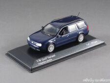 1/43 Minichamps Volkswagen Golf IV Variant 1999 indigoblau - VW - 430056014