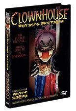 Clownhouse NEW PAL Cult DVD Victor Salva Nathan Forrest Winters Brian McHugh