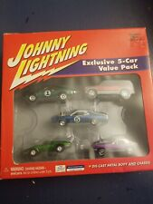 Johnny Lightning 2000 Exclusive 5-Car Value Pack 9146