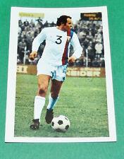 N°95 MIHAJLOVIC AGEDUCATIFS FOOTBALL 1971-1972 OLYMPIQUE LYON OL GERLAND PANINI