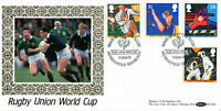 11 JUNE 1991 SPORT BENHAM BLCS 65 FIRST DAY COVER MURRAYFIELD SHS