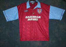 West Ham United Hammers 1995  -  1997 Centenary  XL football shirt jersey top